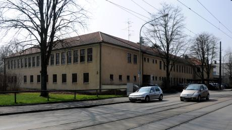 Soll aufgelöst werden: Die Landwirtschaftsschule in Stadtbergen.