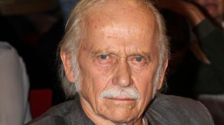 Im Alter von 79 Jahren ist der bekannte Mime jetzt in Berling gestorben.