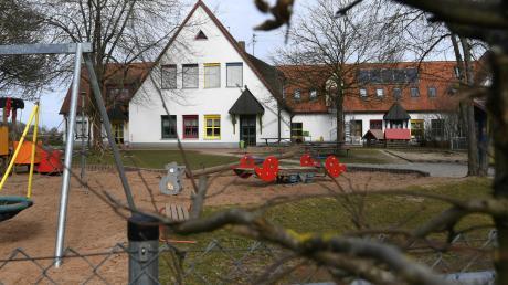 Um den Bedarf an Kindergartenplätzen in Stadtbergen auch künftig decken zu können, soll auch die Kita am Reiterweg weiter ausgebaut werden.