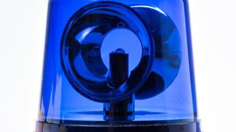 Ein ähnliches Blaulicht wie dieses hatte der Angeklagte an seinem Auto montiert.