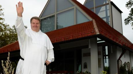 Bei einem Verkehrsunfall auf der A8 Ende Juli 2020 wurde der Autobahn-Pfarrer von Adelsried, Wolfram Hoyer, von einem Anhänger erfasst.