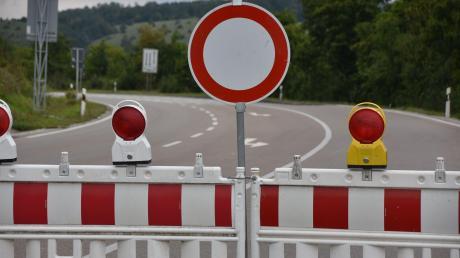 Weil die Fahrbahn der B17 bei Landsberg erneuert werden muss, kommt es zu nächtlichen Sperrungen.