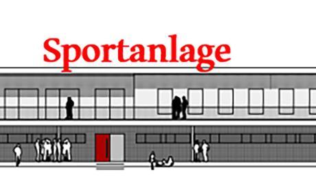 Der Sportverein Thierhaupten will ein neues und technisch modernes Sportheim bauen.