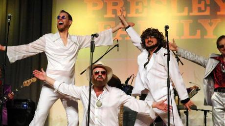 """Die für März geplante Glitzershow """"Spring Feeling"""" der Presley Family wurde nun auf den Herbst verlegt."""