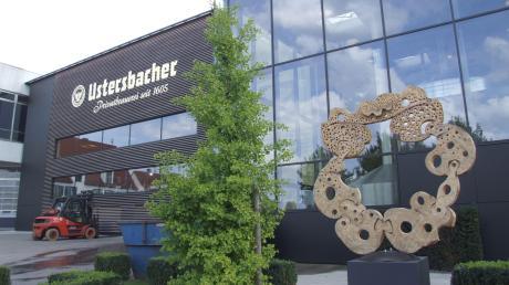 Die Brauerei Schmid will südlich von Ustersbach in einem Waldgebiet auf eigenem Grundstück einen weiteren Brunnen zur Gewinnung von Produktionswasser errichten.