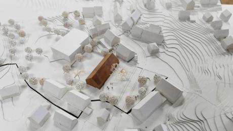 Ein kompaktes Gebäude in der Ortsmitte in Bonstetten sollte Feuerwehr, Musikverein und Gemeinde beherbergen. Doch daraus wird nichts.
