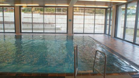 Nahezu ein Jahr mussten die Steppacher auf ihr Schwimmbad an der Grundschule verzichten.