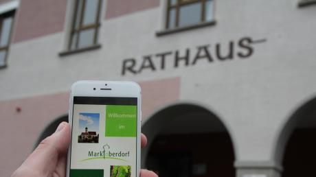 Viele Gemeinden bieten schon Apps an, nun will Heretsried auch einsteigen.