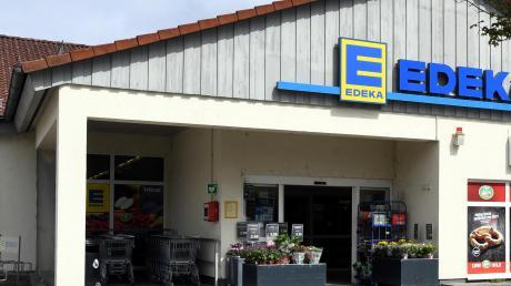 Der Edeka-Supermarkt in Gablingen wird geschlossen.