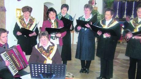 Singen für einen guten Zweck