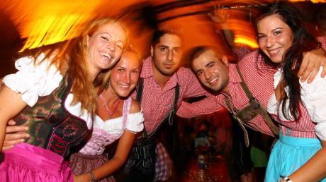 Ein Rückblick auf die Trachtnacht 2011 in Ratskeller in Bildern.