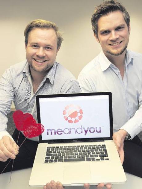Herz-zu-Herz-Dating