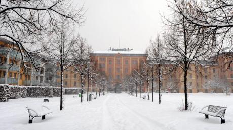 Das Prinz-Karl-Palais ist nicht nur schön anzusehen. Die Bewohner im Hochfeld nutzen auch die dortigen Einkaufsmöglichkeiten.