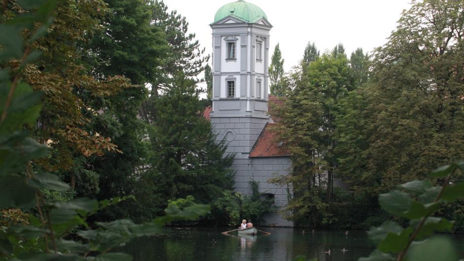 Augsburg Historisches Wassersystem Wird 2018 Als Weltkulturerbe