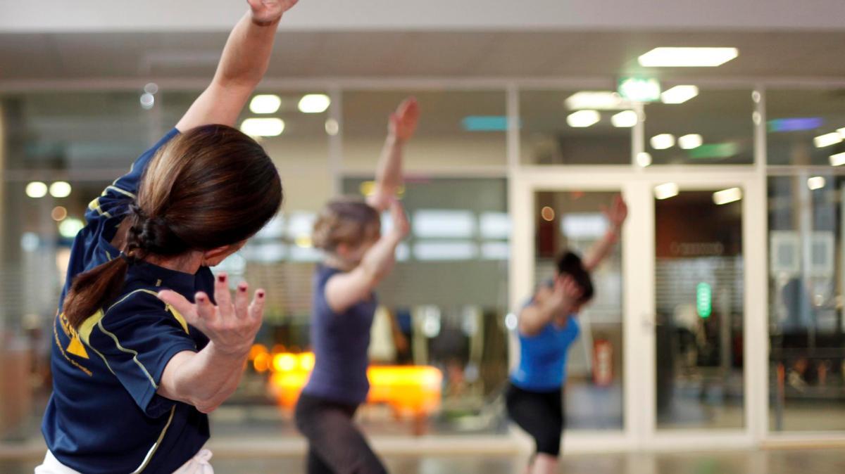 Fitness bekanntschaften