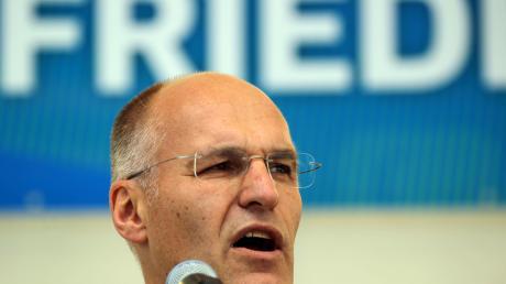 Seinen Frieden mit der CSU hat Augsburgs Oberbürgermeister Kurt Gribl noch nicht geschlossen. Es gibt nach wie vor einen Lagerkampf.