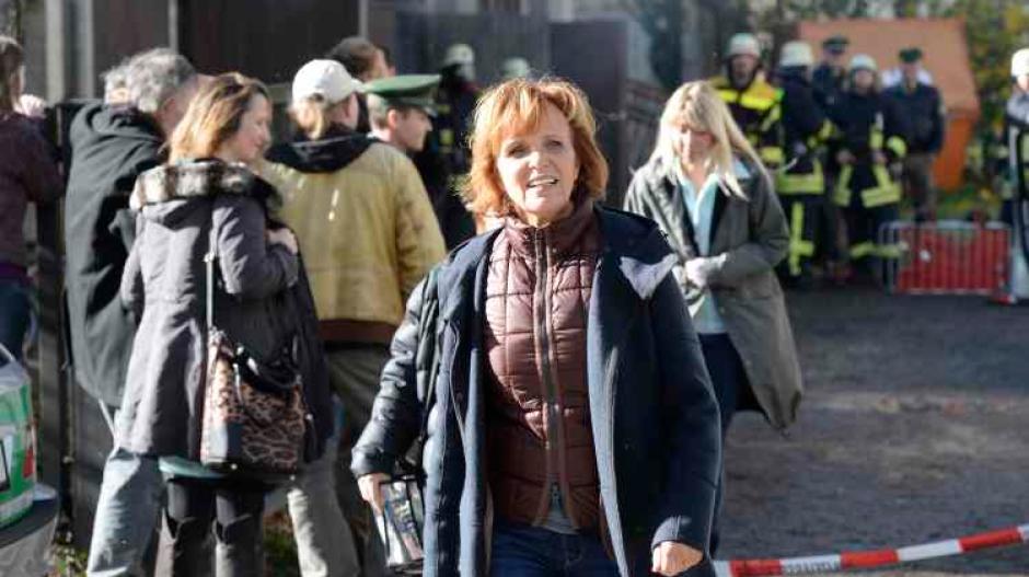 Krimi Dreh In Augsburg Kommissarin Lucas Kettenreaktion