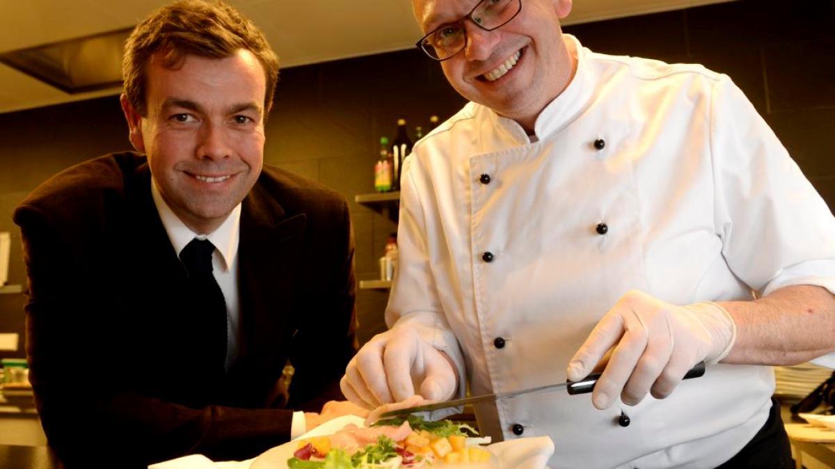 Gastronomie: Drei Mohren: Küchendirektor kommt aus New Orleans ...