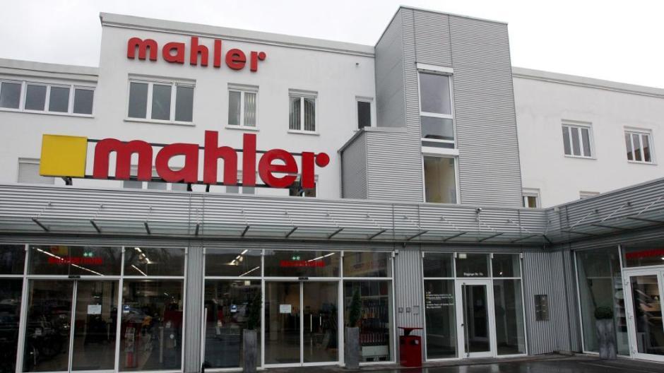 Unternehmen Wie Mahler Den Großen Paroli Bietet Lokales Augsburg - Fliesen mahler augsburg