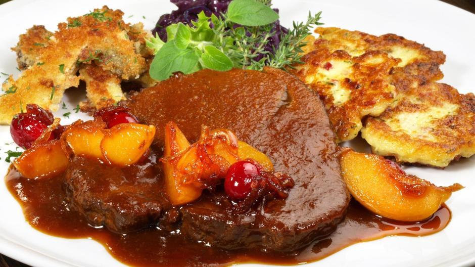 Weihnachtsessen Fleisch.Region Augsburg Hier Bekommen Sie Frisches Wildfleisch Fürs