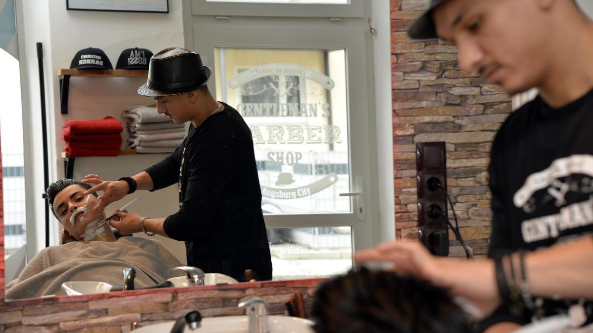 Barbershop Augsburg