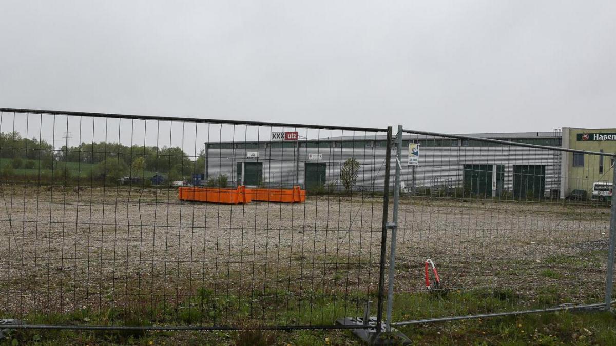 Augsburg Gro Es Depot F R Fast 10 Millionen Euro Geplant