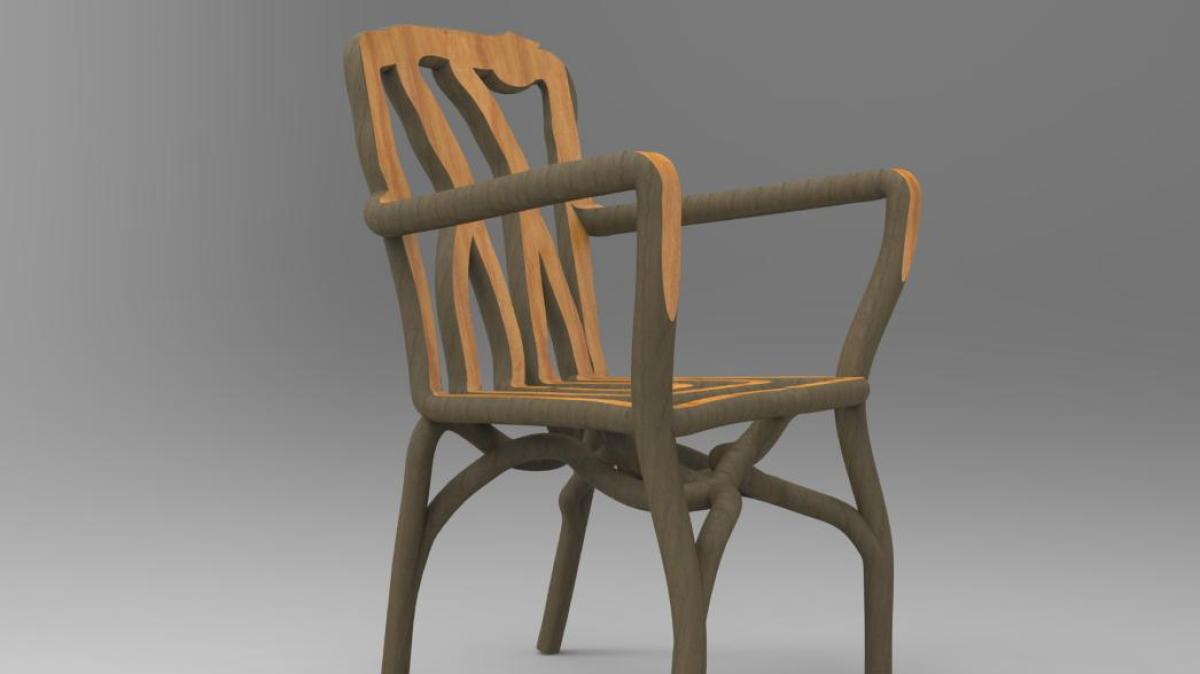 m bel projekt dieser stuhl musste fast nur geerntet werden lokales augsburg augsburger. Black Bedroom Furniture Sets. Home Design Ideas