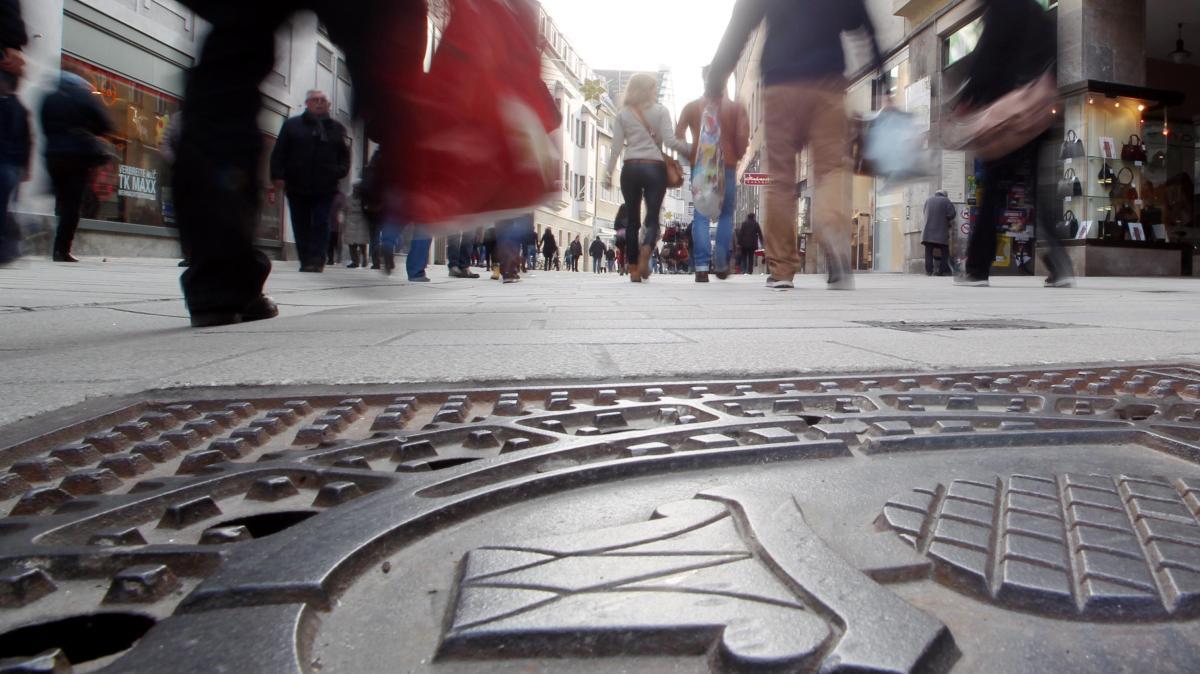 Augsburg: Geschäfte in der Innenstadt: Wer kommt, wer geht