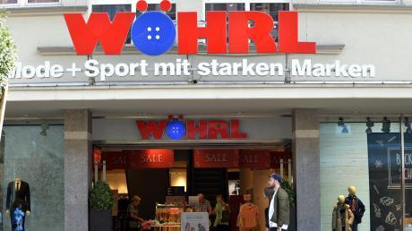 Die Wöhrl-Filiale am Moritzplatz wird es auch in Zukunft geben.