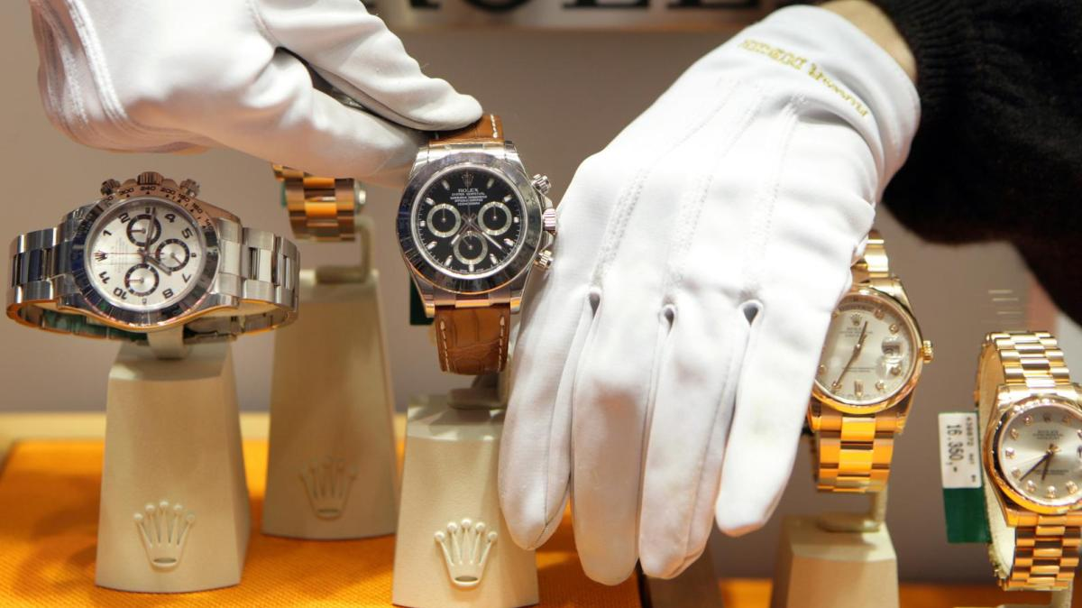 Grimmeisen Uhren augsburg teure uhren mit billigem innenleben lokales augsburg