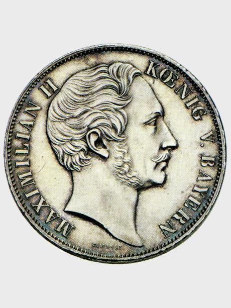 Geldgeschichte Königreich Bayern Einstieg In Eine Neue ära Der