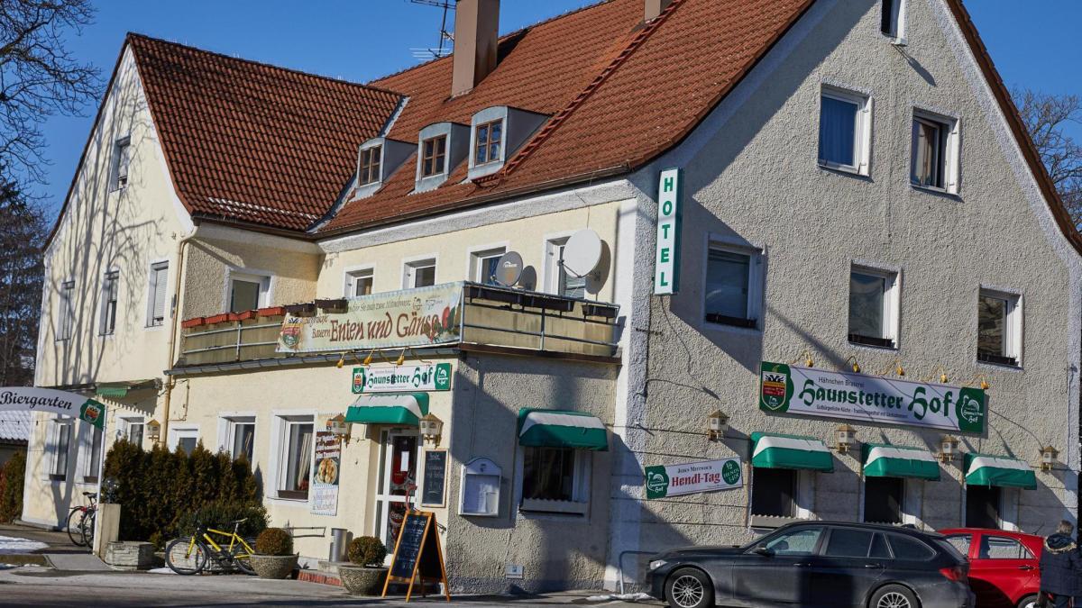 Haunstetter Hof Augsburg