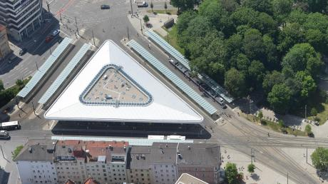 Wechsel am Königsplatz: Das Café Schwarze Kiste verlässt in knapp zwei Wochen den Nahverkehrsknotenpunkt. Der Nachfolger steht schon fest.