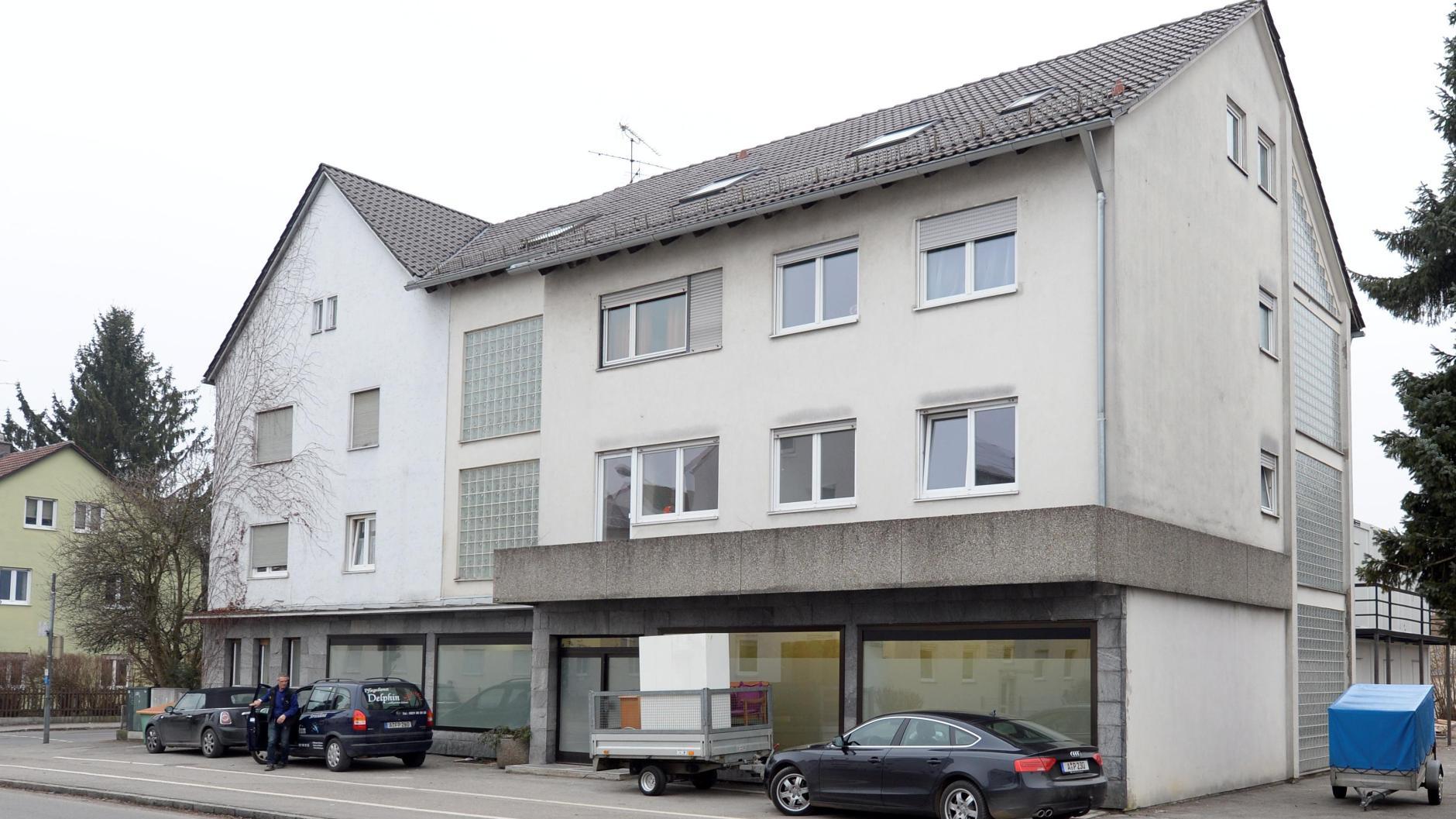 Haus Delphin Augsburg