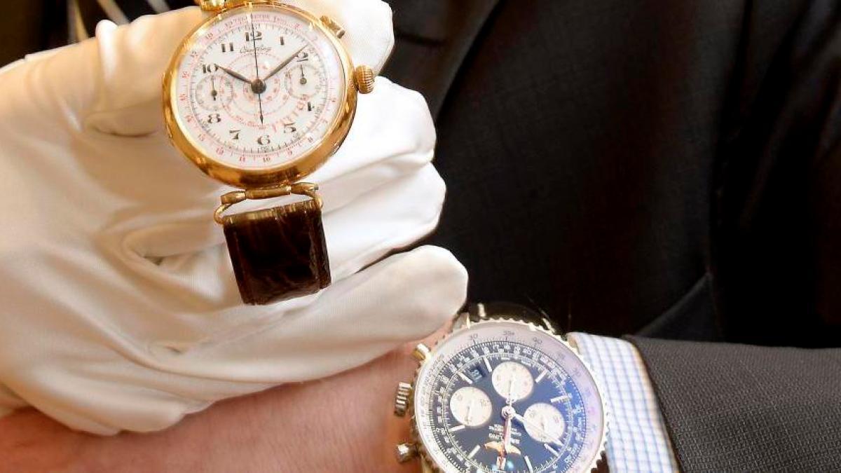 Grimmeisen Uhren augsburg fünf jahre haft wegen illegaler uhren geschäfte lokales