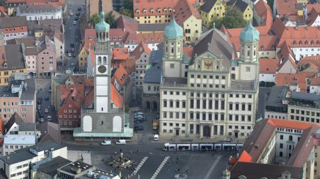 Die Zahl der Gäste in Augsburg steigt seit Jahren kontinuierlich an.