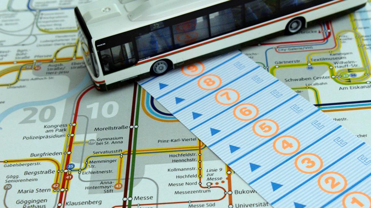 augsburg das kosten tickets in bus und bahn ab 2018. Black Bedroom Furniture Sets. Home Design Ideas