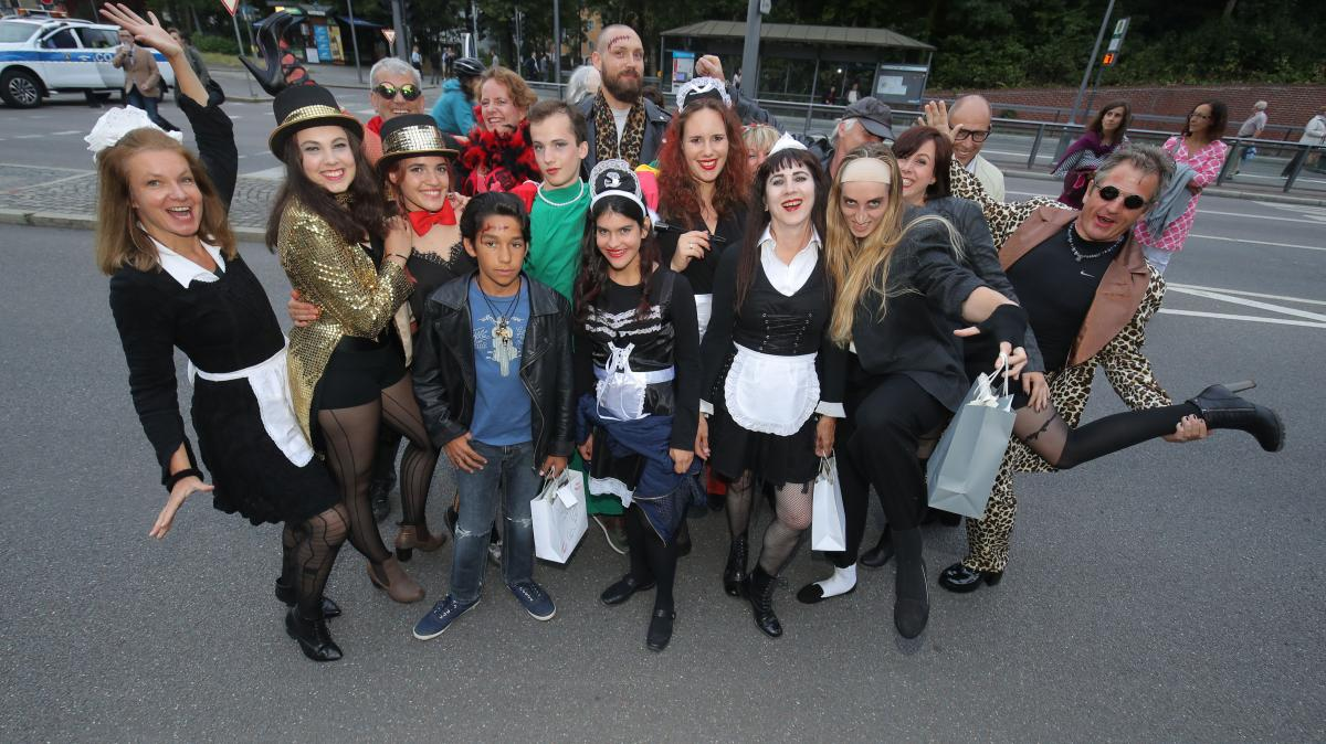 Rocky Horror Picture Show Augsburg