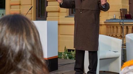 Sorgte für total lokale Unterhaltung: Silvano Tuiach als Herr Ranzmayr.