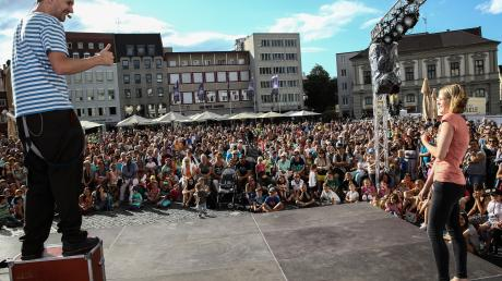 Ab 28. Juli geht in Augsburg das Straßenkunst-Festival La Strada über die Bühne.