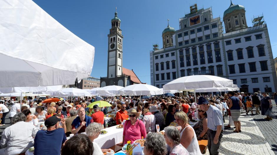Feiertage Augsburger Haben Fünf Tage Mehr Frei Als Hamburger