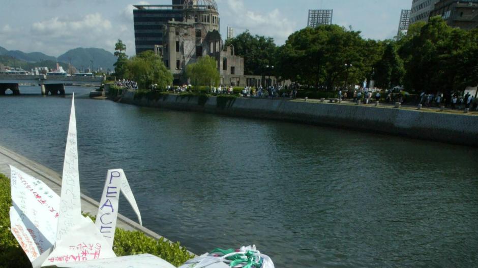 online store 65899 a0844 Japan: Die Kraniche von Hiroshima kommen aus der ganzen Welt ...