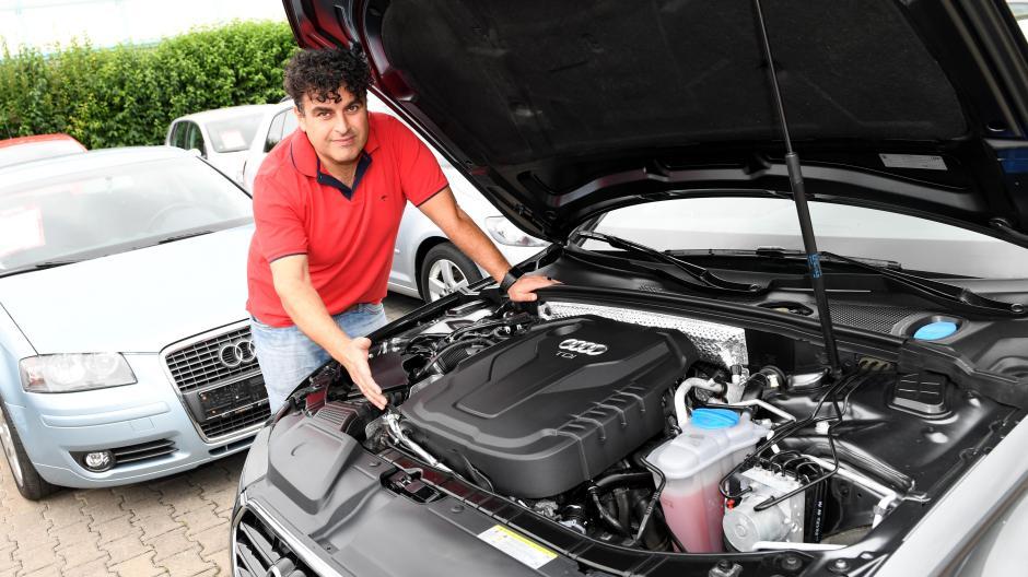 Absatz Diesel Skandal Setzt Autohändler Unter Druck Lokales