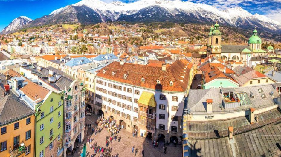 48f4a37e3b1ad5 Reisereportage  Jede Menge Fels  Innsbruck ist die Hauptstadt der ...