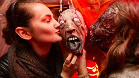 Halloween in Augsburg,
