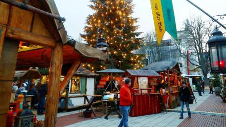 Mittelalterlicher Weihnachtsmarkt in Neu-Ulm 2019: Bis zum 22. Dezember erwartet die Besucher ein musikalisch geprägtes Programm. Öffnungszeiten und Termine - die Infos im Überblick.