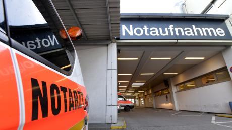 Das Klinikum Augsburg kann nur noch Notfälle behandeln. Bereits behandelte Patienten werden so schnell wie möglich entlassen.