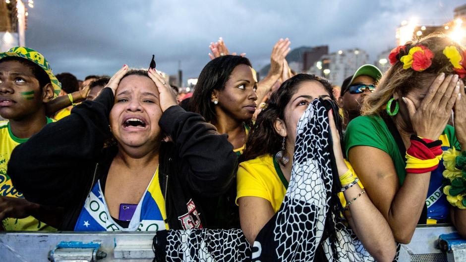 Fußball Bringt Der Fußball In Brasilien Die Ersehnte Wende