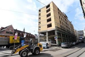 Das rätselhafte Bauprojekt am Schmiedberg