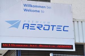Premium Aerotec: Protestaktion gegen Stellenabbau